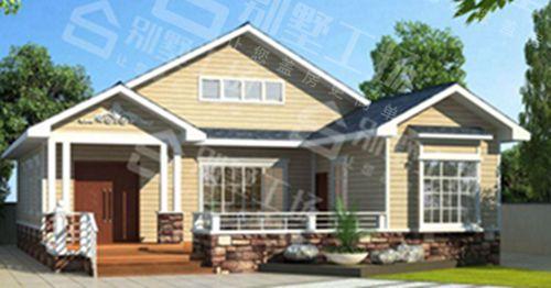 两层100平轻钢别墅每平米价格多少,平常人建的起吗?15